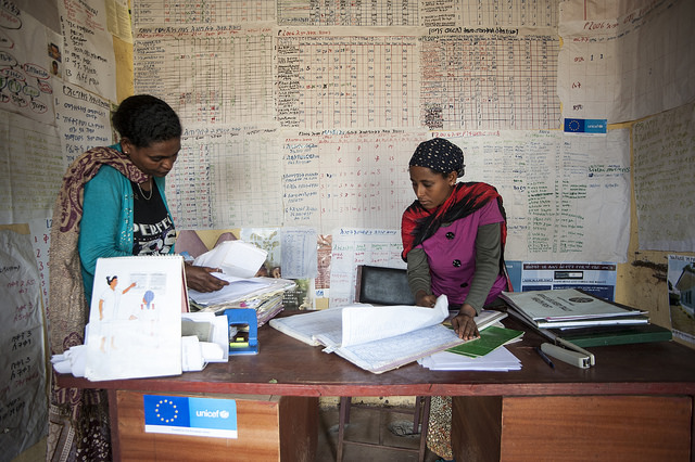 Health Extension Workers: Key to Reducing Malnutrition in Ethiopia