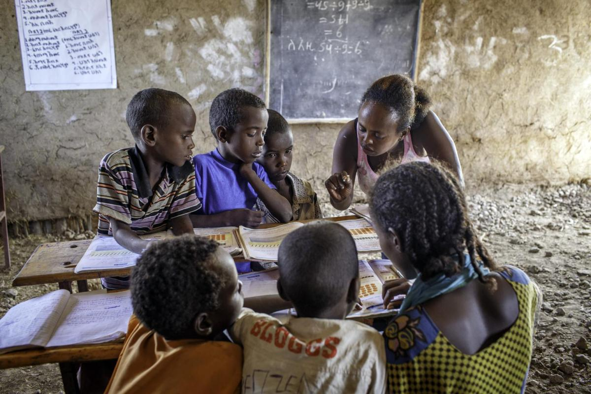 UNICEF calls for an increase in education spending as new report reveals global crisis in learning