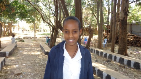 Kidist Zelalem, 14, Grade 8 Amhara, Ethiopia. Children need special right because they are the builder of the future generation and they can't protect themselves the right. It helps to bring the perpetuator to the attention the law. Article 42 Governments should make the convention known to the children and adults I wish to see girl children living in rural area protected from child marriage and violence, fully exercise their rights and get access to education.