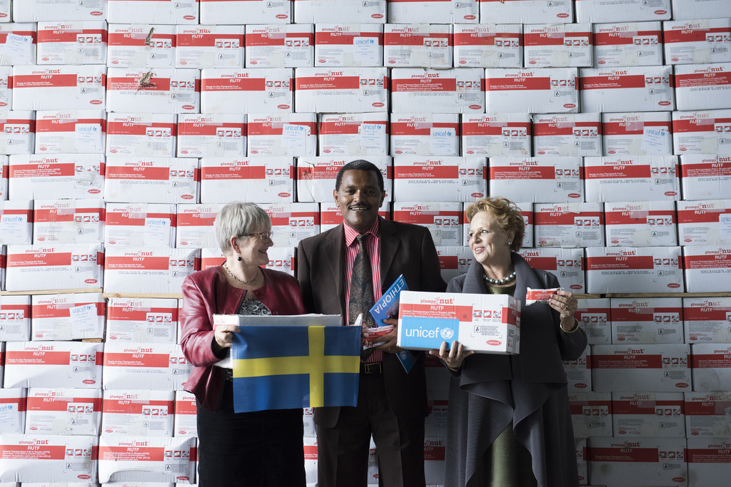 Sweden responds to El Niño-driven drought in Ethiopia