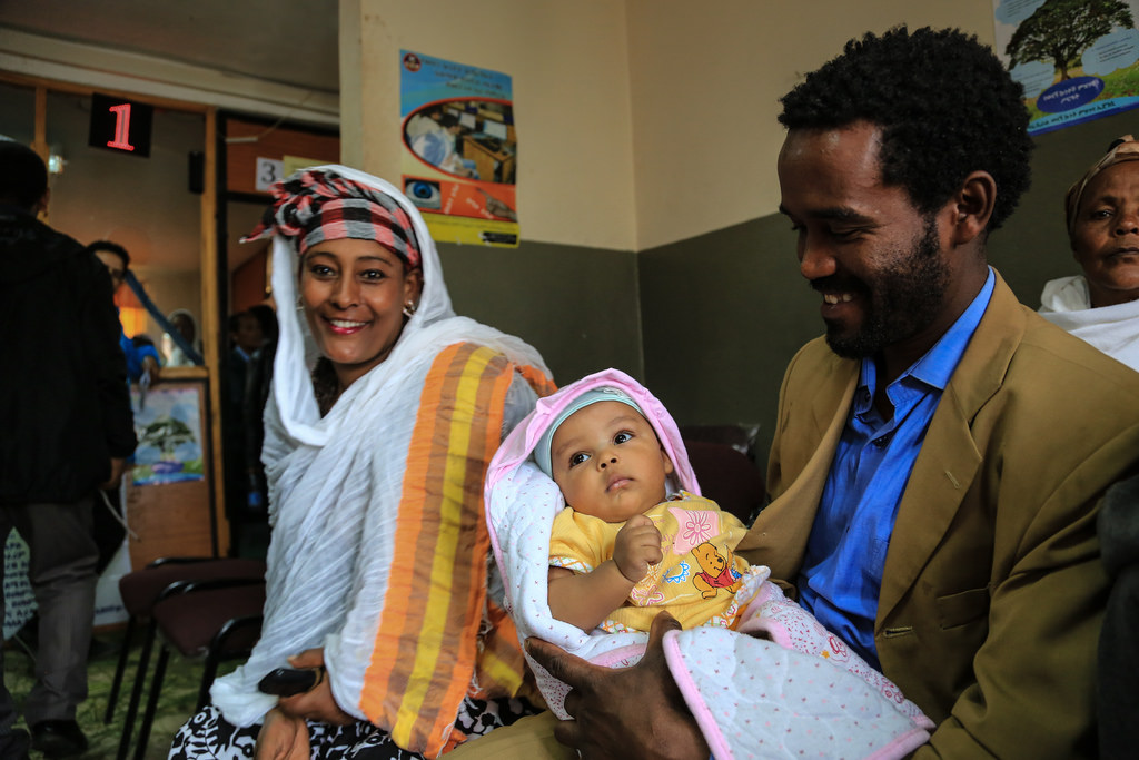 Ensuring every child is accounted for and no one is left behind in Ethiopia
