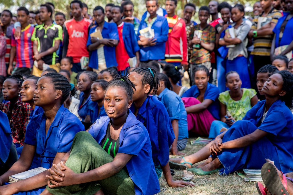 Saving Ethiopia's adolescents from the scourge of parasites