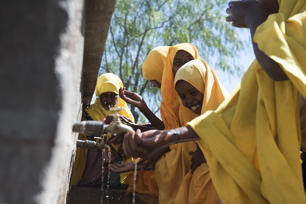 Borehole Rehabilitation Contributes to Children's Education and Futures
