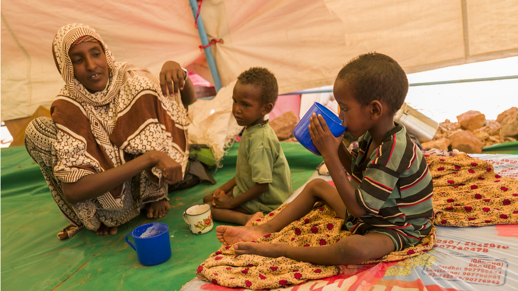 New EU funding will provide essential nutrition treatment for 130,000 children under the age of five in Ethiopia