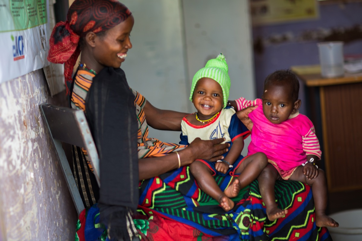 The Government of Sweden grants US$ 2.5 million to UNICEF for emergencyresponse