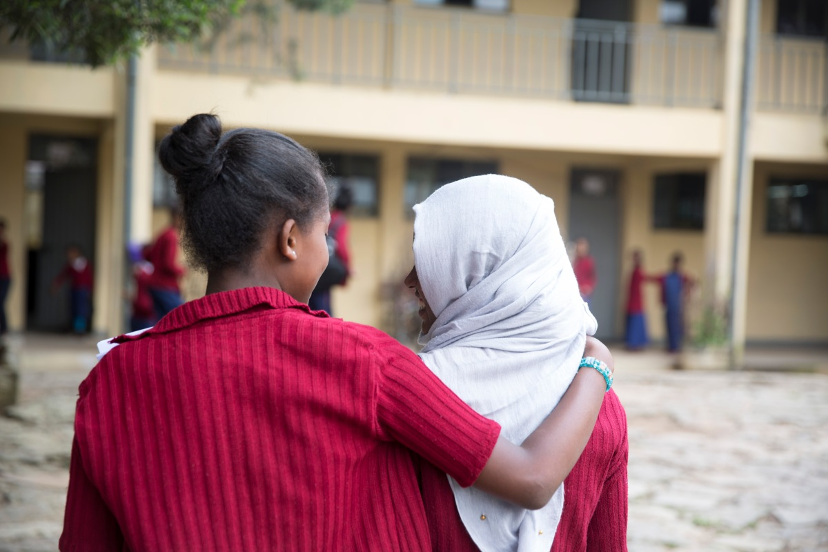 "In Ethiopia, Girls Bravely Speak Up Against Sexually Abusive Teacher, as ""Me Too"" campaign kicks off worldwide"