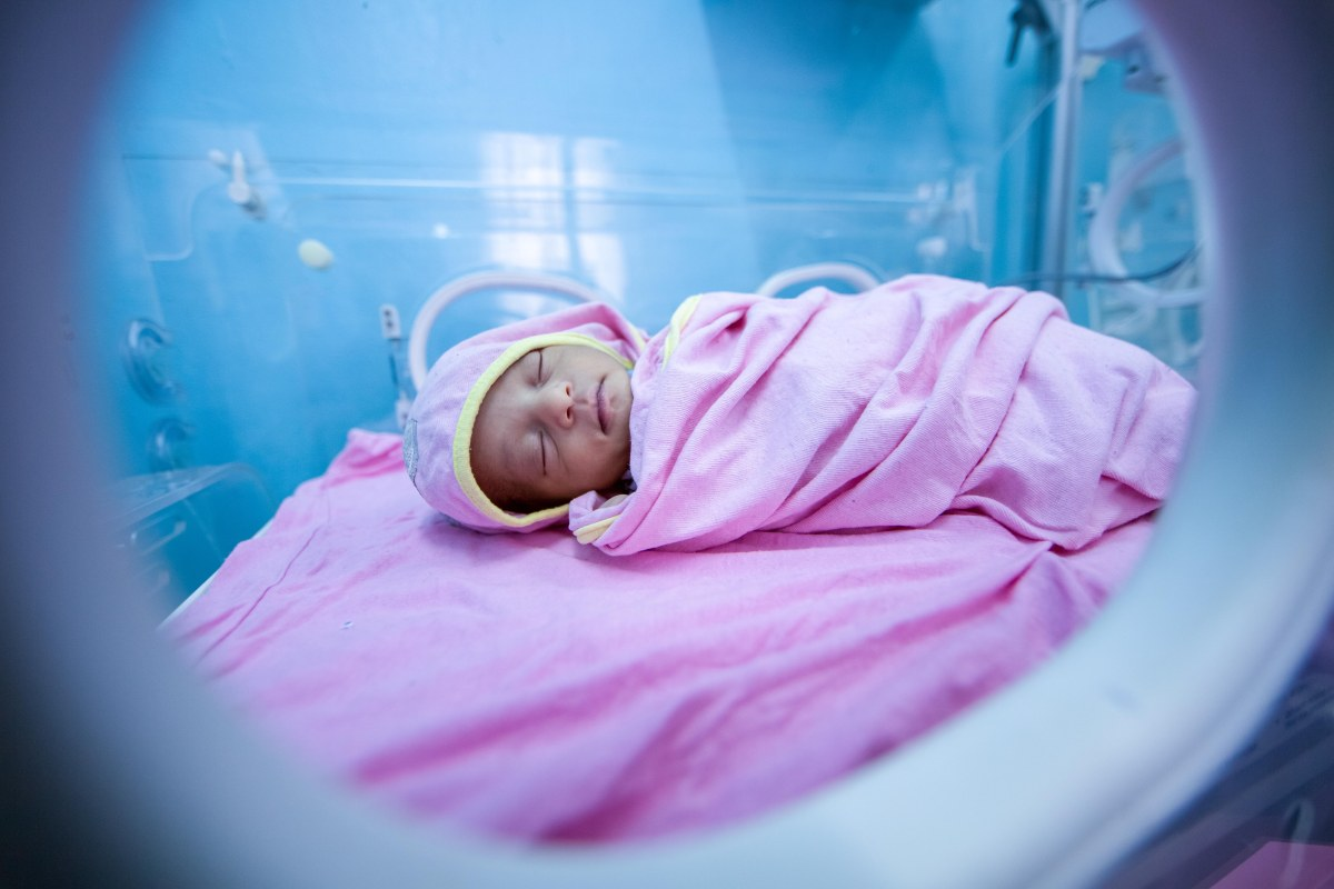 World is failing newborn babies, says UNICEF