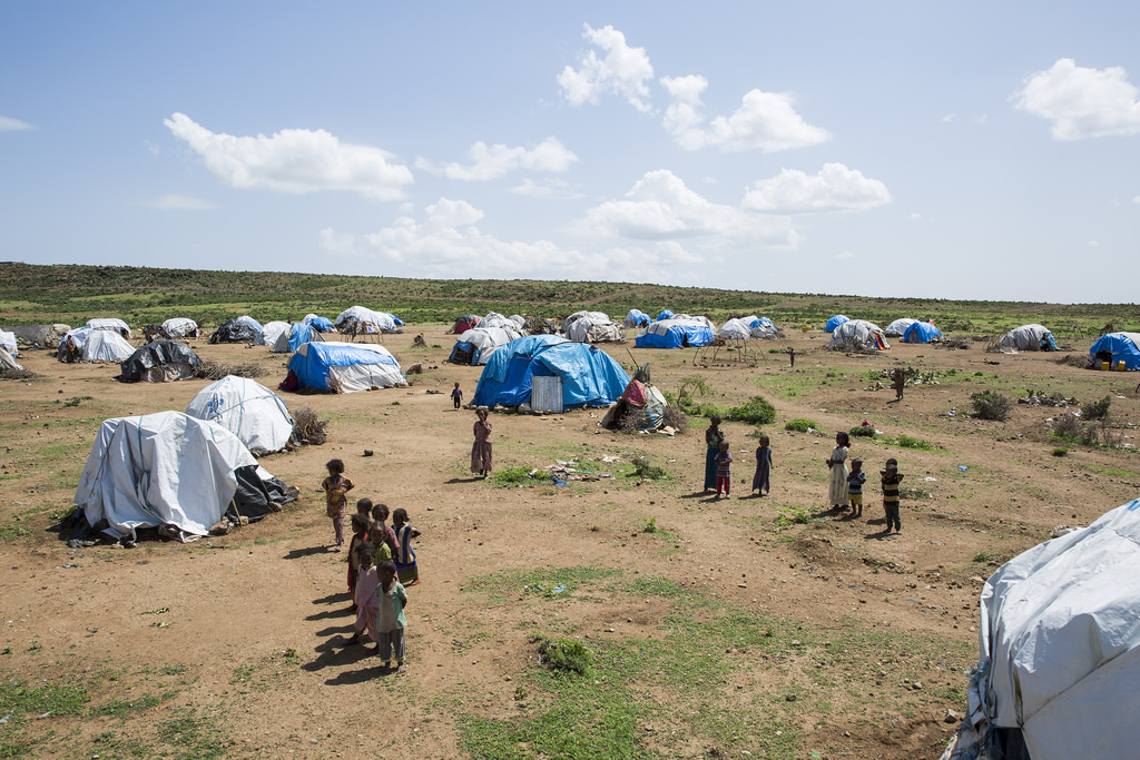 Sweden contributes US$ 3 million to UNICEF's 2018 humanitarian appeal for children inEthiopia