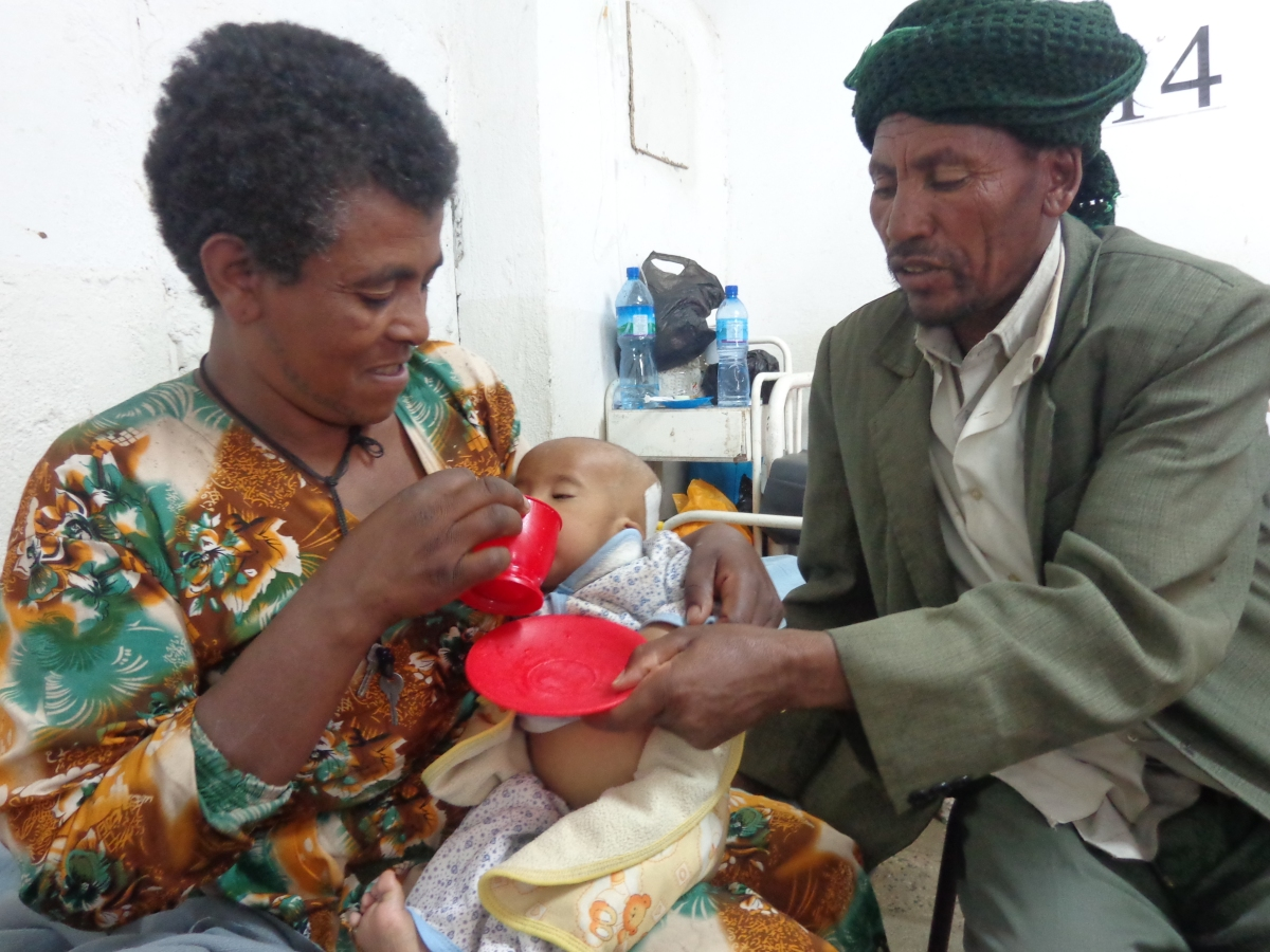 In Ethiopia, Community-Based Approaches Help to Improve Nutrition among Women and Children