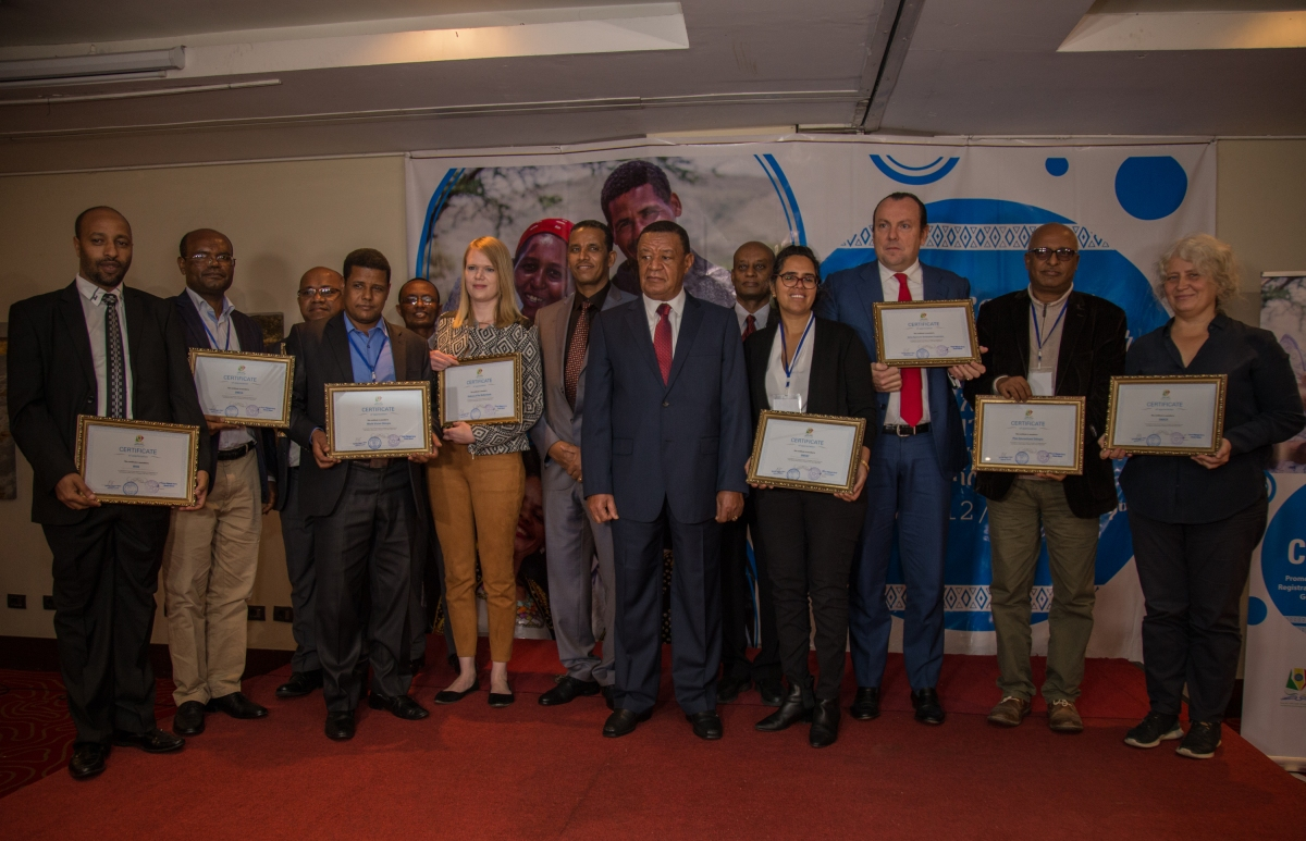 First Ever Civil Registration and Vital Statistics Day Observed inEthiopia