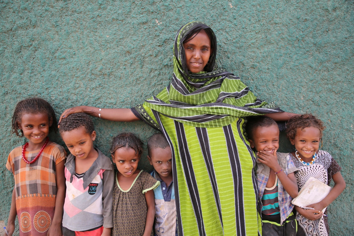 The power of female teachers and role models in Ethiopia's pastoralistcommunities
